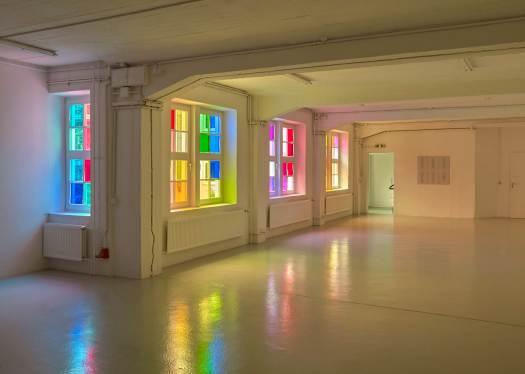 Film (Künstlerhaus Bremen), reel 1 ©Margaret Honda 2016